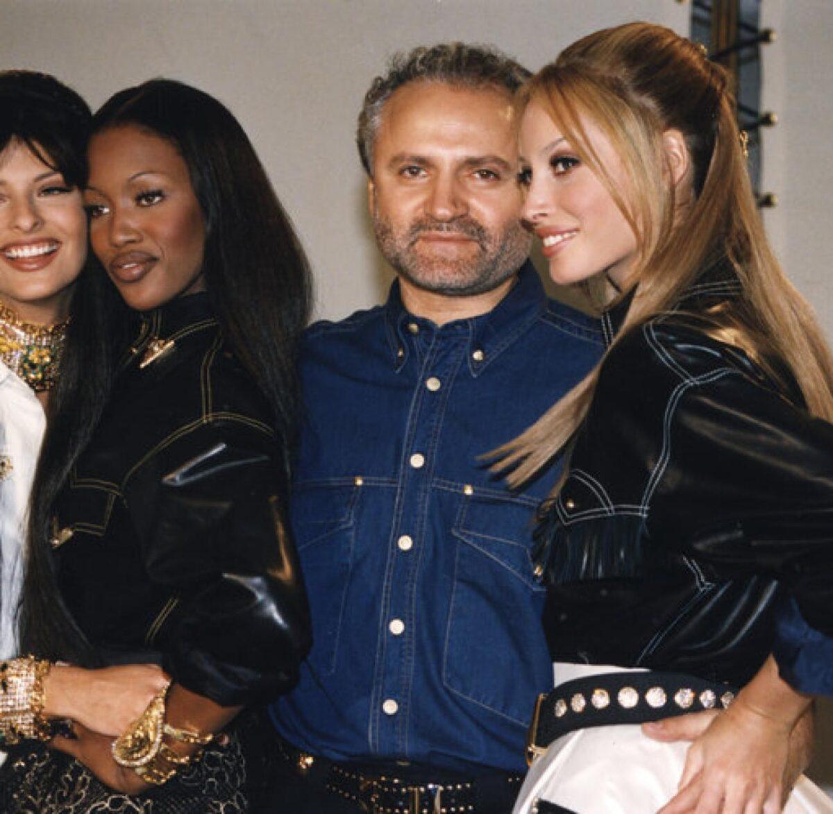 Biografia di Gianni Versace