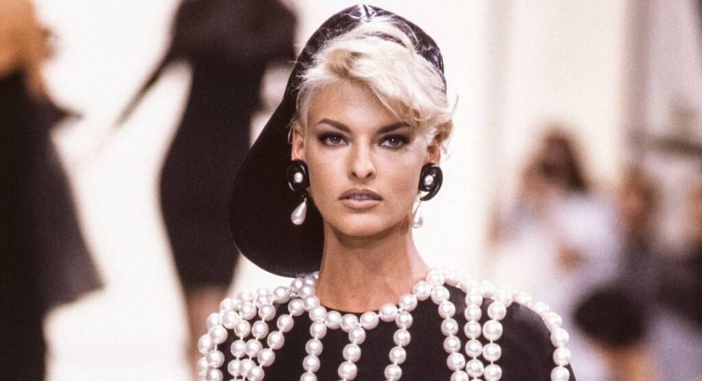 Linda Evangelista - Top Model Anni 90