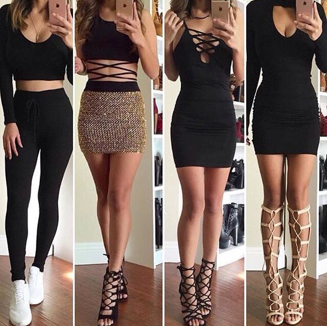 outfit sexy 2021