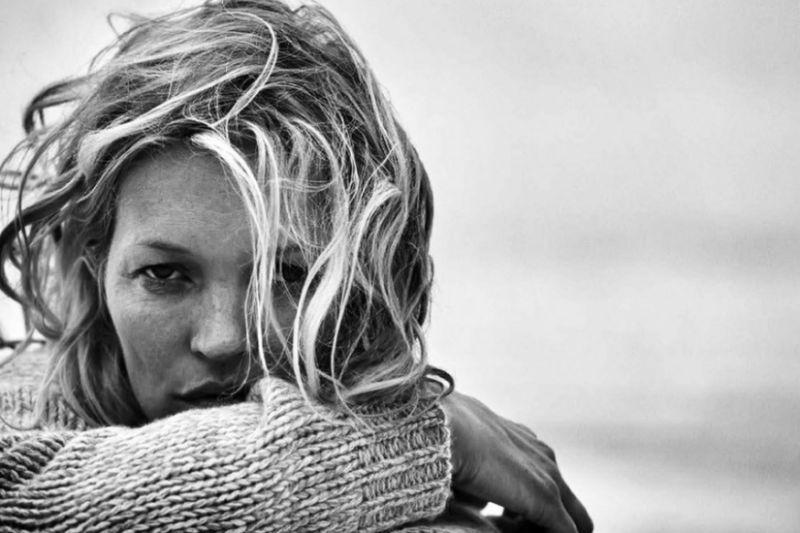 Kate Moss - Modella Top