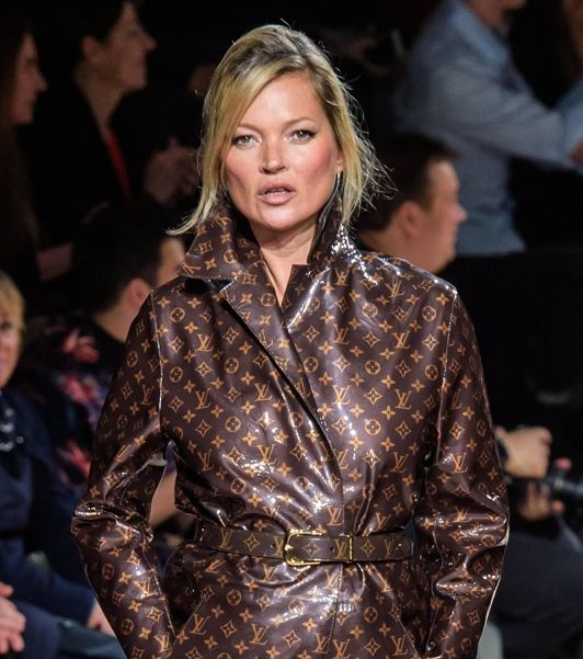 Kate Moss alle sfilate