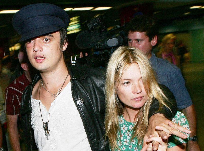 Kate Moss e Pete Doherty (1)