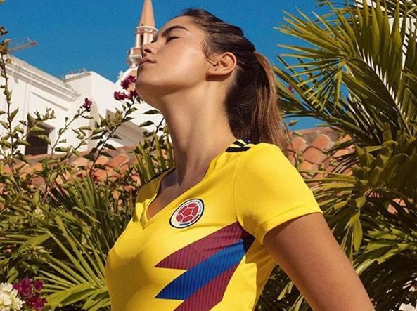Paulian Vega - Modella colombiana