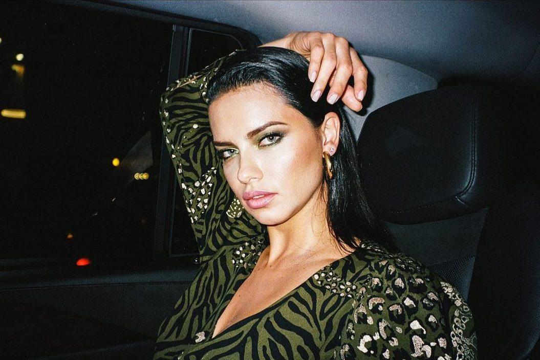 Modelle più famose di Victoria Secrets - Adriana Lima Instagram