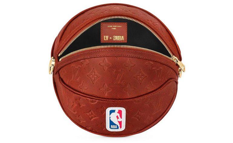 Borsa NBA Louis Vuitton